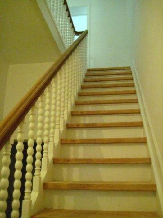 Renovatie trappen
