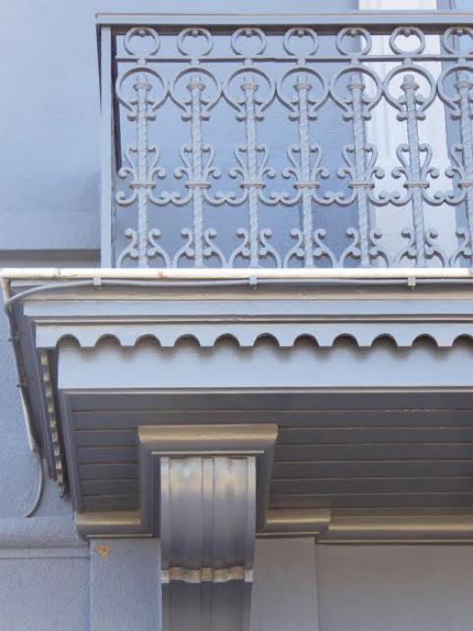 Schilderwerken, buitenschilderwerken gevel balkon