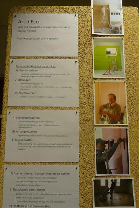 Art d'Eco presenteert diensten bij Bast