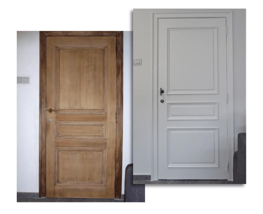 Renovatie binnendeur