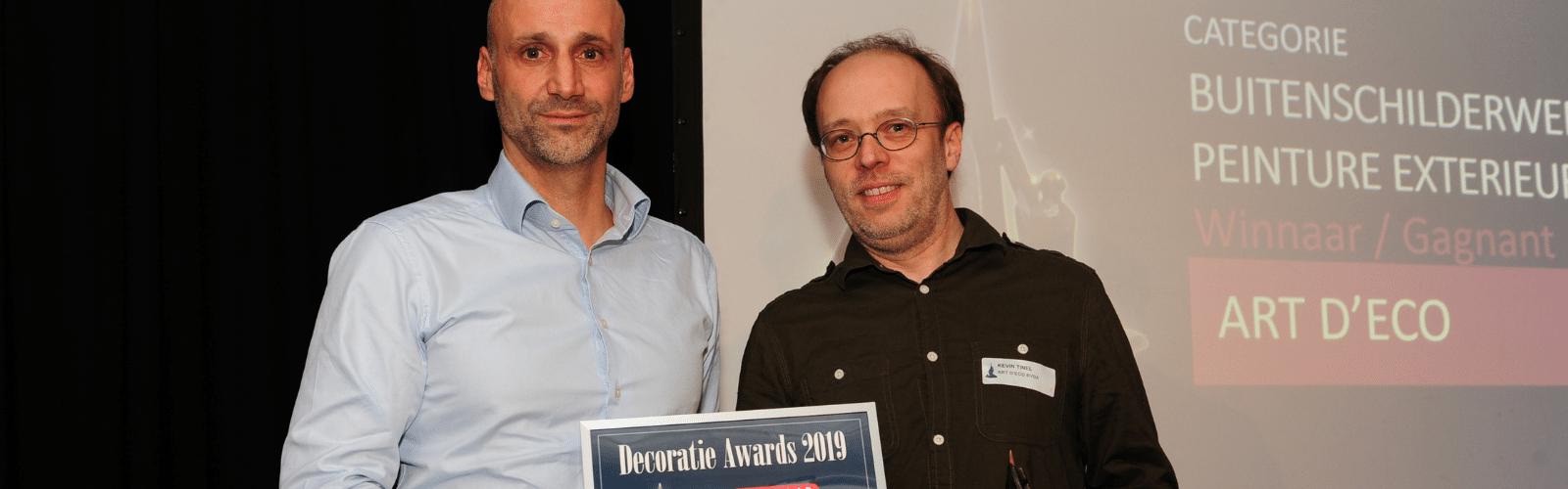 Decoratie Award 2019