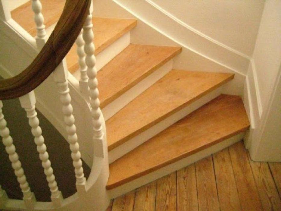 Renovatie en schilderen van trappen