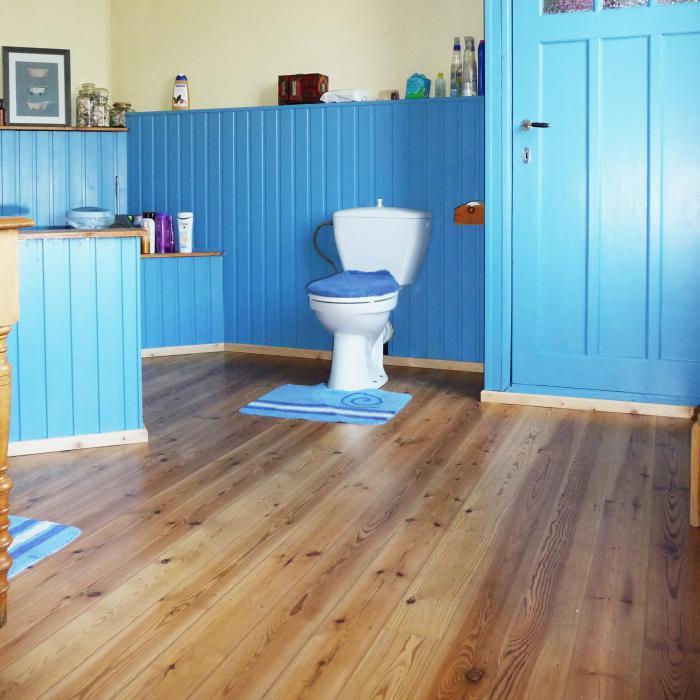 Renovatie houten vloeren