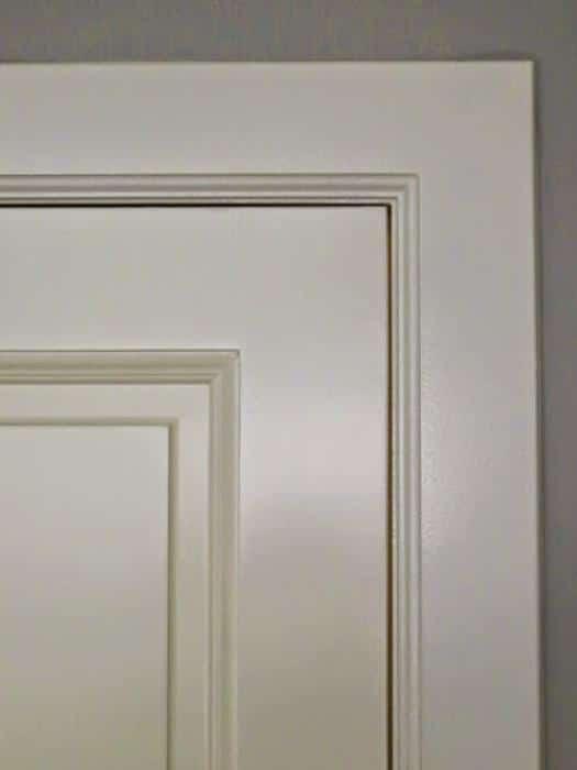 Schilderen ramen en deuren