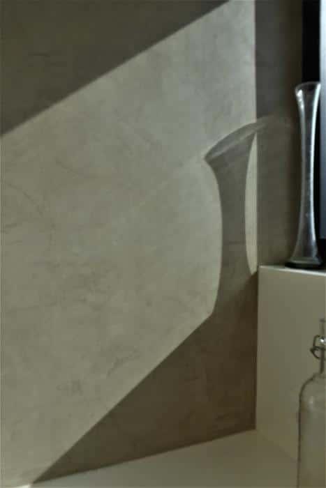 Stucco lustro, detail