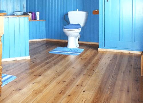 renovatie en schilderen van houten vloeren